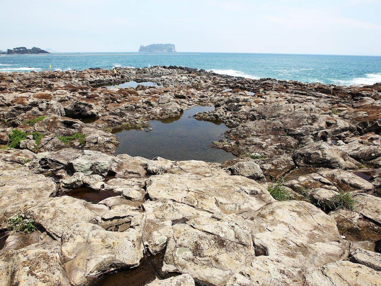 구럼비 바위
