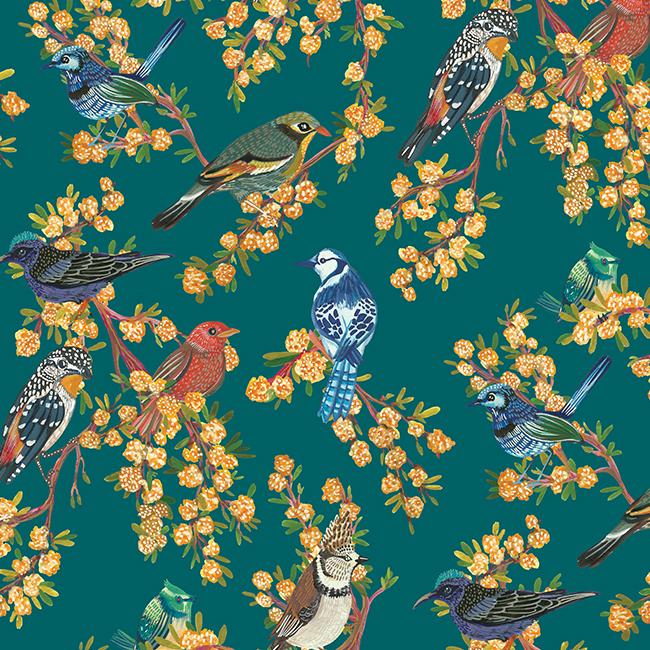 보다 특별한 선물 포장을 위한 패턴 포장지