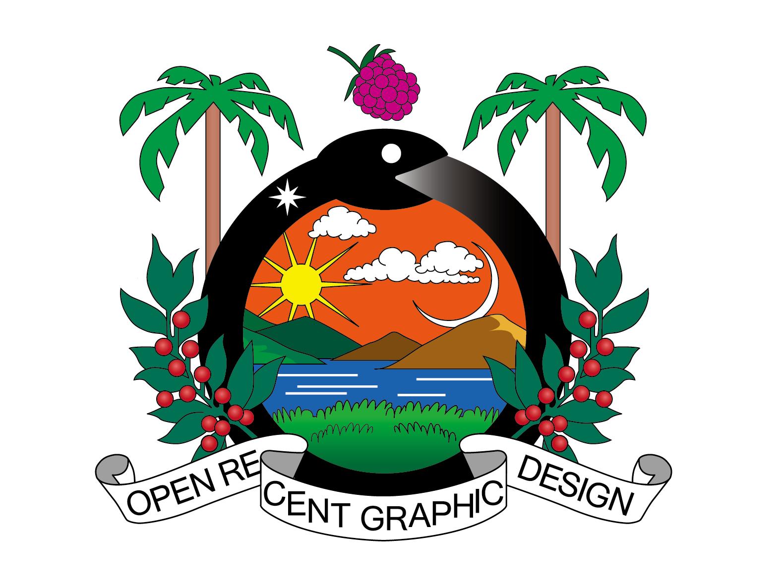 그래픽 디자인 전시 «ORGD 2018»의 도록