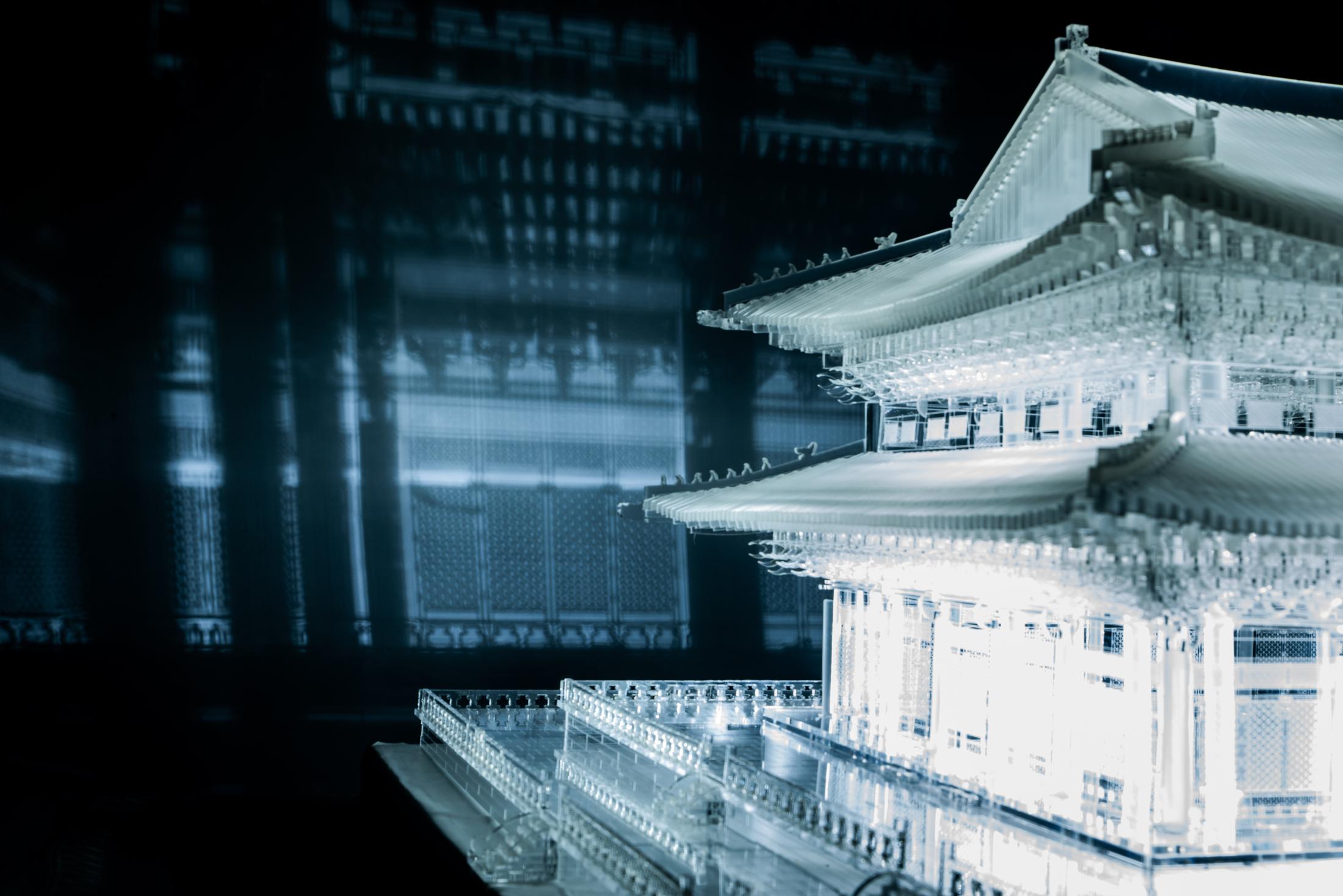 한국건축의 美, 광장 전시 프로젝트 #1 : 광화문 광장
